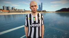 Leonardo Bonucci для GTA San Andreas