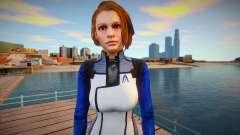 Jill Valentine Skin для GTA San Andreas