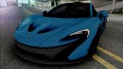 McLaren P1 2014 [Fixed] для GTA San Andreas
