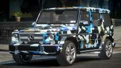 Mercedes-Benz G65 PSI S7 для GTA 4