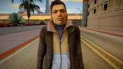 Tommy Vercetti in Niko Bellic Suit HD для GTA San Andreas
