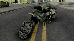 GTA Halo UNSC Bike GGM Conversion для GTA San Andreas