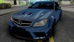 Mercedes-AMG C63 Black Series