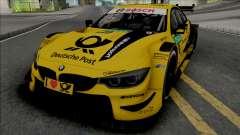 BMW M4 DTM Timo Glock для GTA San Andreas