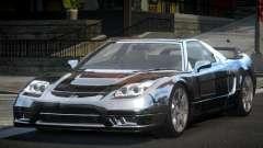 Honda NSX PSI-R L4 для GTA 4