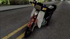 Honda EX5 Hitam