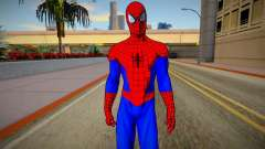 Ultimate Spider-Man Cartoon Skin для GTA San Andreas
