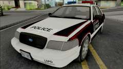 Ford Crown Victoria 2011 Bosnian Livery Style