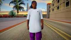 Ballas1 (good skin) для GTA San Andreas