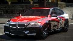 BMW M5 F10 PSI-R S4 для GTA 4