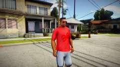 Eris New T-shirt для GTA San Andreas