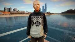 Русский мужик в свитере для GTA San Andreas