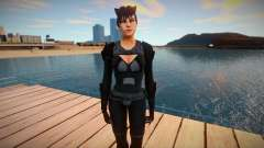 Catwoman from Injustice 2 для GTA San Andreas