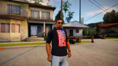 Rammstein T-shirt для GTA San Andreas