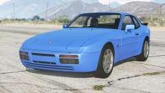 Porsche 944 Turbo 1989〡add-on v1.2 для GTA 5
