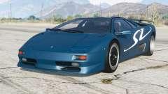 Lamborghini Diablo SV 1997〡PJ2 add-on для GTA 5