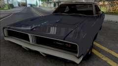 Dodge Charger RT 1969 [Fixed] для GTA San Andreas