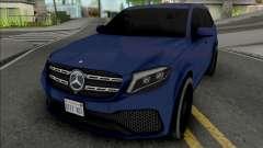 Mercedes-Benz GLS 2017 Lowpoly для GTA San Andreas