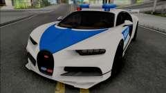 Bugatti Chiron Police