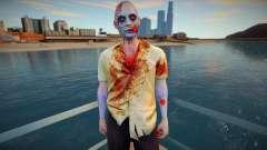Zombie from GTA V для GTA San Andreas