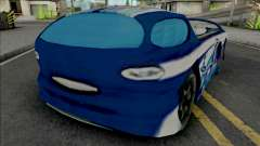Hot Wheels Deora 2 Wave Rippers Low Poly