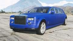 Rolls-Royce Phantom Limousine Mutec 2008〡add-on для GTA 5