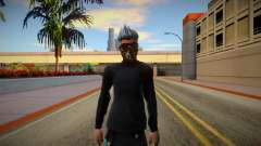 Skin Angelical FF для GTA San Andreas