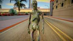 Fallout Ghoul Glowing One для GTA San Andreas