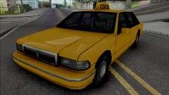 James Mays Approved Taxi для GTA San Andreas