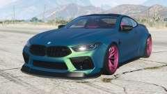 BMW M8 Competition coupe Mansaug (F92) 2019 v2.1 для GTA 5