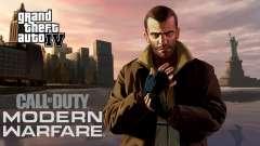 Call of Duty Modern Warfare (2019) Weapons Sound для GTA 4