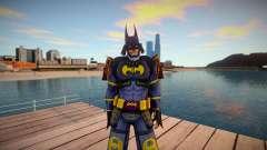 Batman Ninja from Injustice 2 для GTA San Andreas