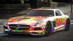 Mercedes-Benz SLS US S3 для GTA 4