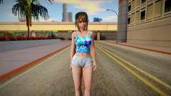 Misaki v2 для GTA San Andreas