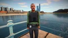 Полицейский из GTA V для GTA San Andreas