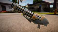 Quake 2 Chaingun для GTA San Andreas