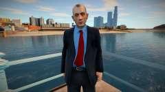 Сотрудник банка для GTA San Andreas