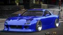 Mazda RX-7 PSI Qz для GTA 4