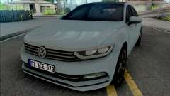 Volkswagen Passat B8 [HQ] для GTA San Andreas