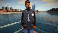 New Ice Cube для GTA San Andreas