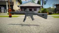 MP5SD (COD MW2019) для GTA San Andreas