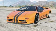 Lamborghini Diablo SV 1997〡PJ7 add-on для GTA 5