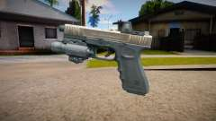 Glock-17 DevGru (Contract Wars) для GTA San Andreas