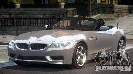 BMW Z4 SP V1.2 для GTA 4