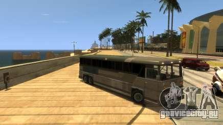 Bus SA для GTA 4