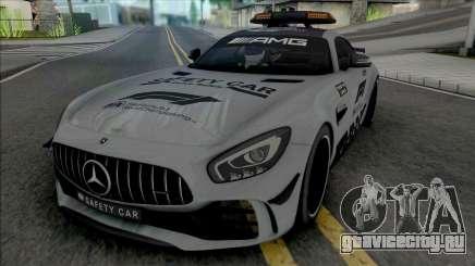 Mercedes-AMG GT R 2019 Safety Car для GTA San Andreas