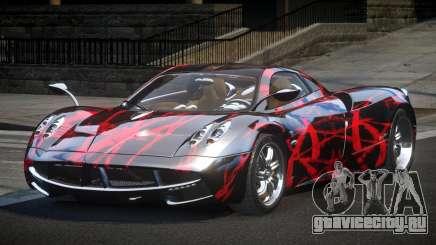 Pagani Huayra SP-S L1 для GTA 4