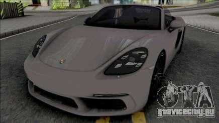 Porsche 718 Boxster S для GTA San Andreas