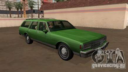 Chevrolet Impala 1984 Station Wagon для GTA San Andreas