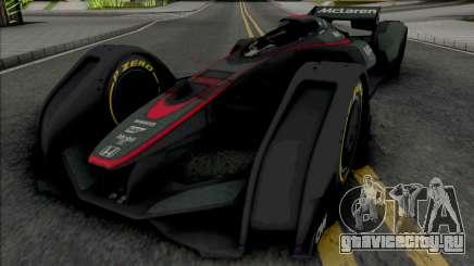 McLaren MP4-X для GTA San Andreas
